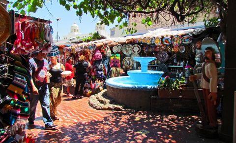 Piata Mexicana din Los Angeles