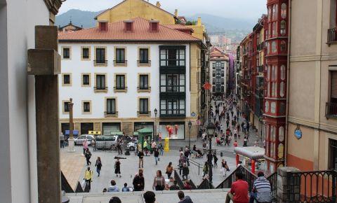Piata Miguel de Unamuno din Bilbao