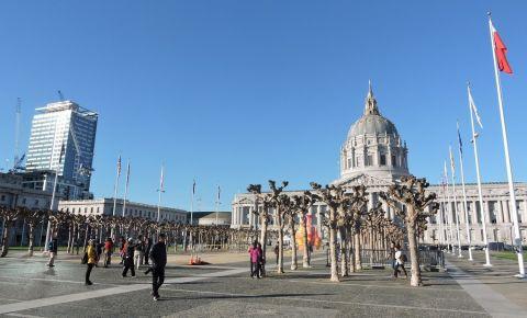 Piata Natiunilor Unite din San Francisco