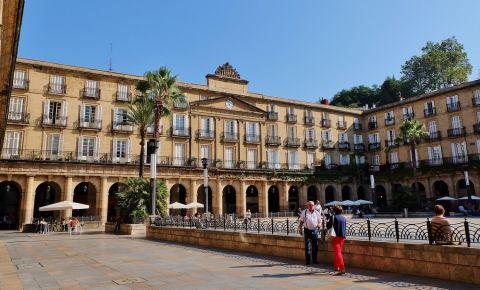 Piata Nueva din Bilbao