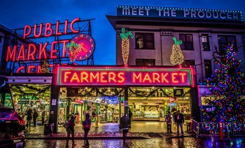 Piata Pike din Seattle