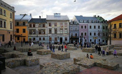 Piata Po Farze din Lublin