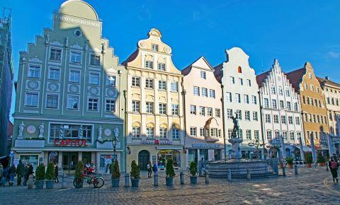 Piata Primariei din Augsburg