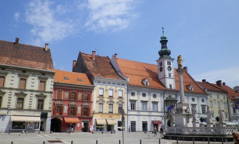 Piata Principala din Maribor
