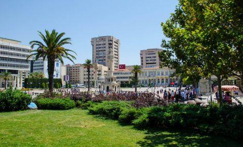 Piata Republicii din Izmir