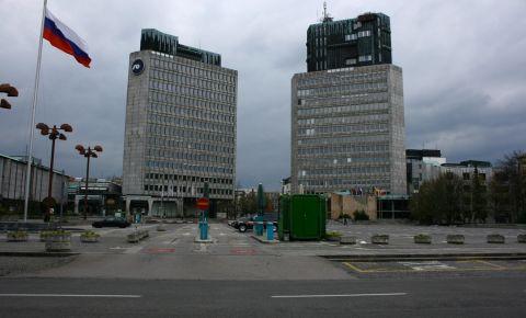 Piata Republicii din Ljubljana