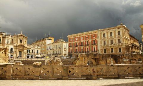 Piata Sant'Oronzo din Lecce