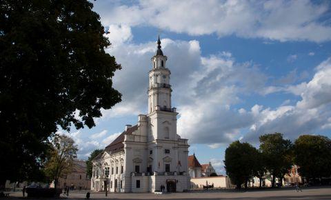 Piata Sfatului din Kaunas