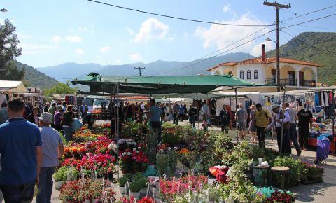 Piata Stradala Prinos din Insula Thassos