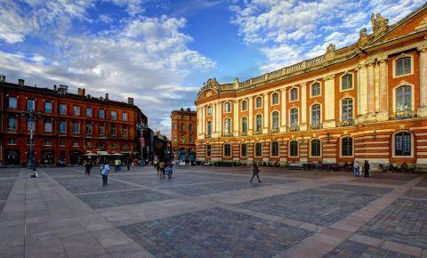 Piata Trinite din Toulouse
