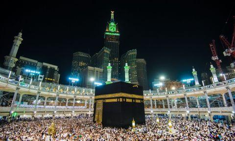 Piatra Neagra din Mecca