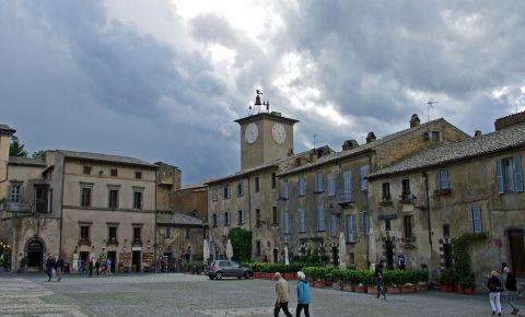 Piazza del Popolo din Orvieto