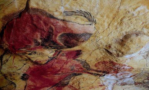 Picturile Rupestre din Lascaux- Aquitaine