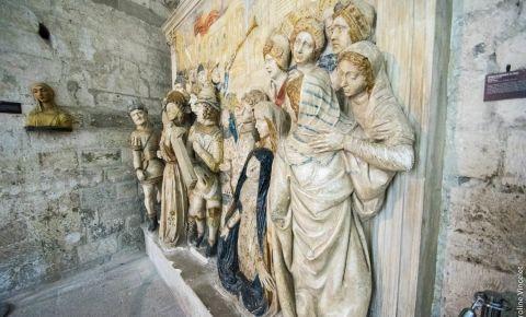Picturile Trompe l'Oeil din Avignon
