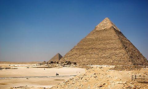 Piramida lui Khafre din Giza