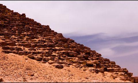 Piramida Rosie din Cairo