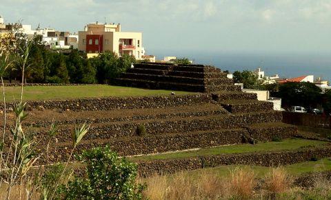 Piramidele Guimar din Tenerife