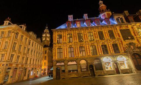 Piata Rihour din Lille
