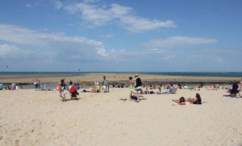 Plaja La Baule din Nantes