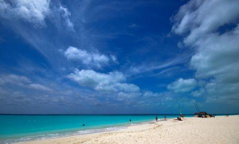 Plaja Paradisului din Cayo Largo