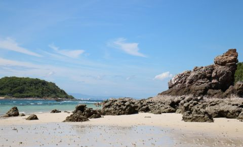 Plaja Samila din Songkhla