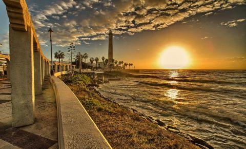 Plajele din Cadiz