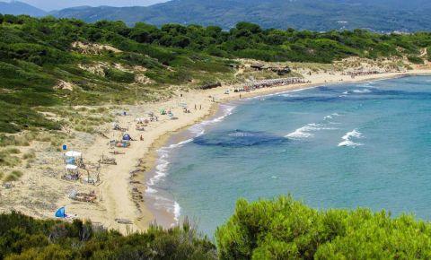 Plajele de pe Insula Skiathos