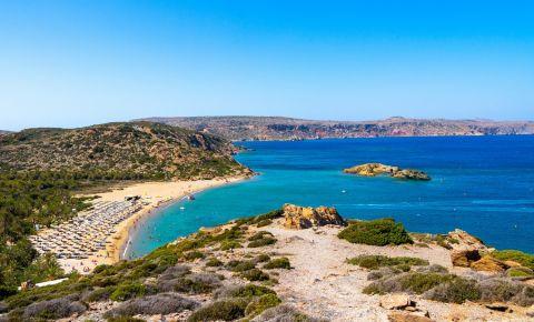 Plajele din Insula Creta