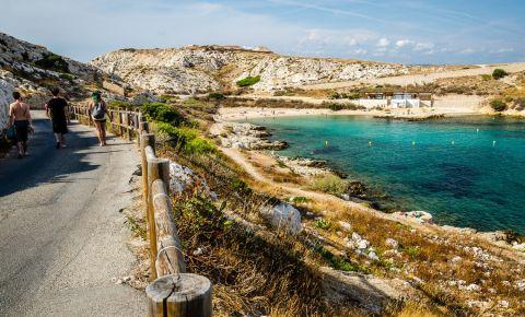 Plajele din Marsilia