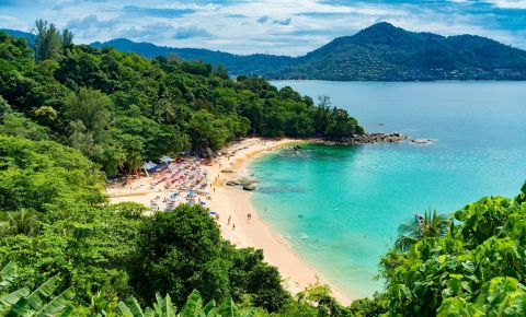 Plajele din Phuket