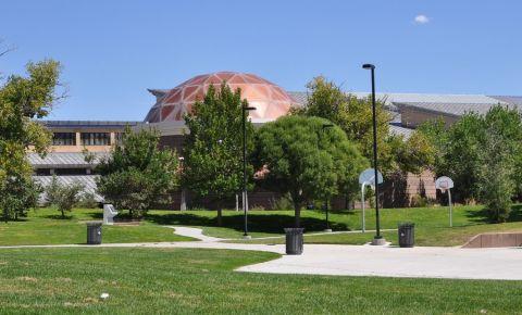Planetariul din  Albuquerque