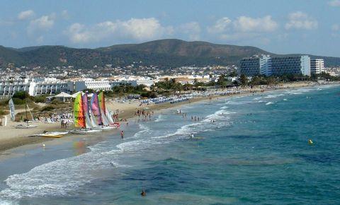 Plaja Bossa din Figueretas