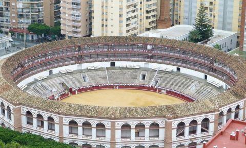Plaza de Toros din Malaga
