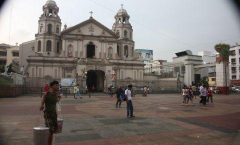 Plaza Miranda din Manila