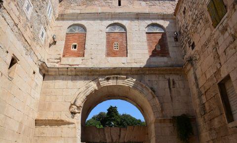 Poarta de Aur din Split