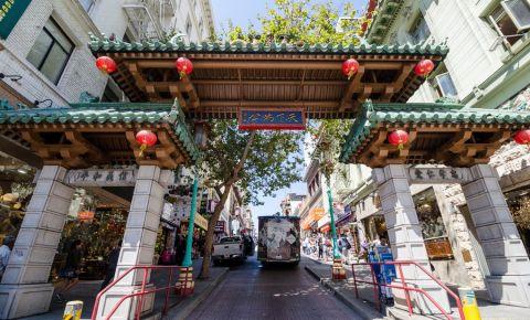 Poarta Dragonului din San Francisco