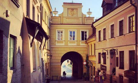 Poarta Grodzka din Lublin