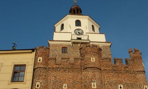Poarta Krakowska din Lublin
