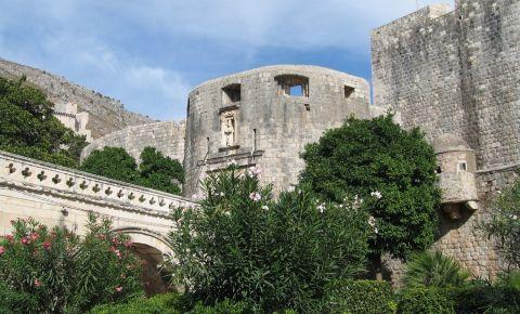 Poarta Pile din Dubrovnik