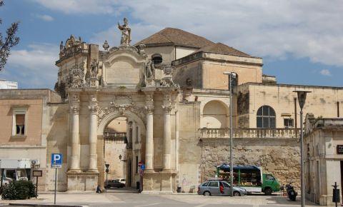 Poarta Rudiae din Lecce