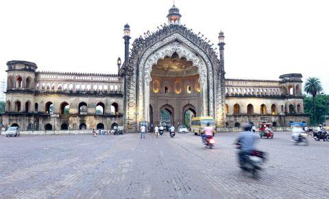 Poarta Rumi din Lucknow