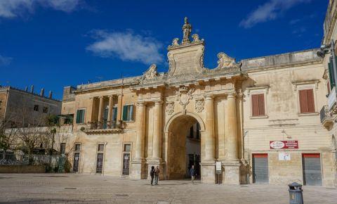 Poarta San Biagio din Lecce