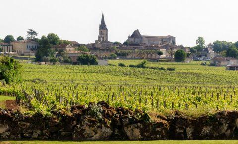 Podgoriile din Aquitaine