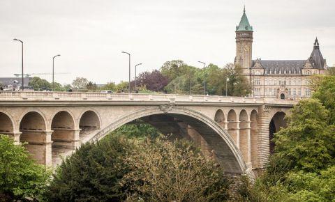 Podul Adolf din Luxemburg