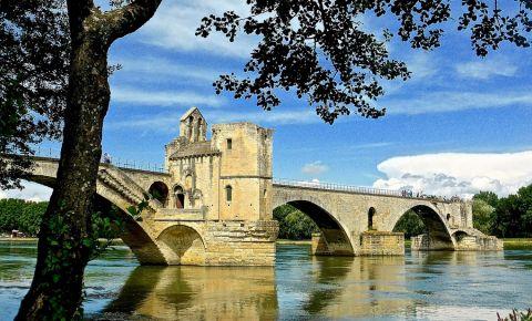 Podul Benezet din Avignon