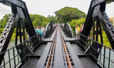 Podul Mortii din Kanchanaburi