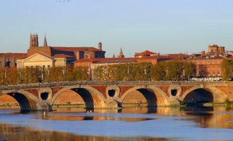 Podul Nou din Toulouse