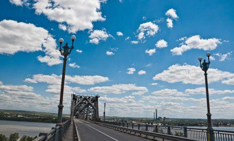 Podul peste Dunare de la Ruse