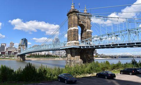 Podul Roebling din Cincinnati