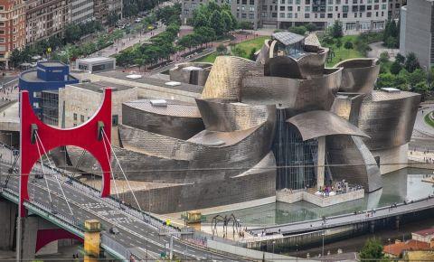 Podul San Antonio din Bilbao